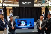 The Sony BRAVIA A1 HDR OLED TV Revealed!