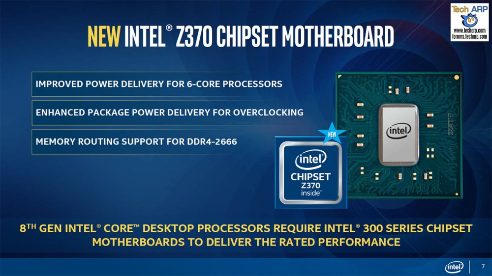 The 8th Gen Intel Core Desktop CPU Tech Report