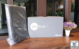 The ASUS VivoBook S15 (S510U) Laptop Package