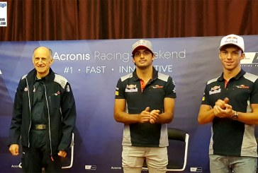 An Evening With Scuderia Toro Rosso & Acronis