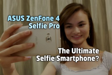 The ASUS ZenFone 4 Selfie Pro (ZD552KL) Review Rev. 2.0