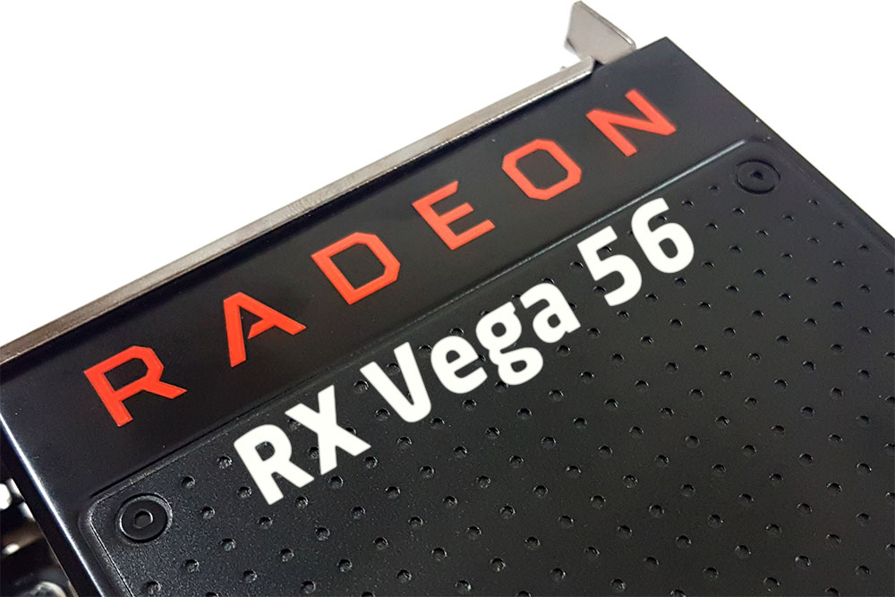 The AMD Radeon RX Vega 56 graphics card review