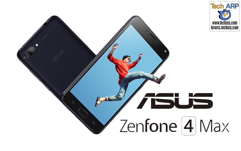The ASUS ZenFone 4 Max (ZC520KL) Smartphone Revealed!