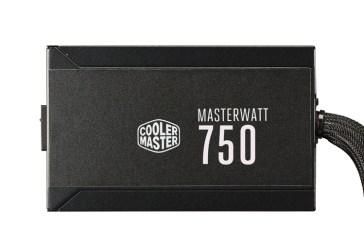 The Cooler Master MasterWatt 80 Plus Bronze Series Revealed!