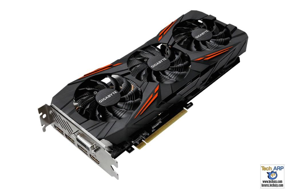The GIGABYTE GeForce GTX 1070 Ti Gaming 8G Revealed!