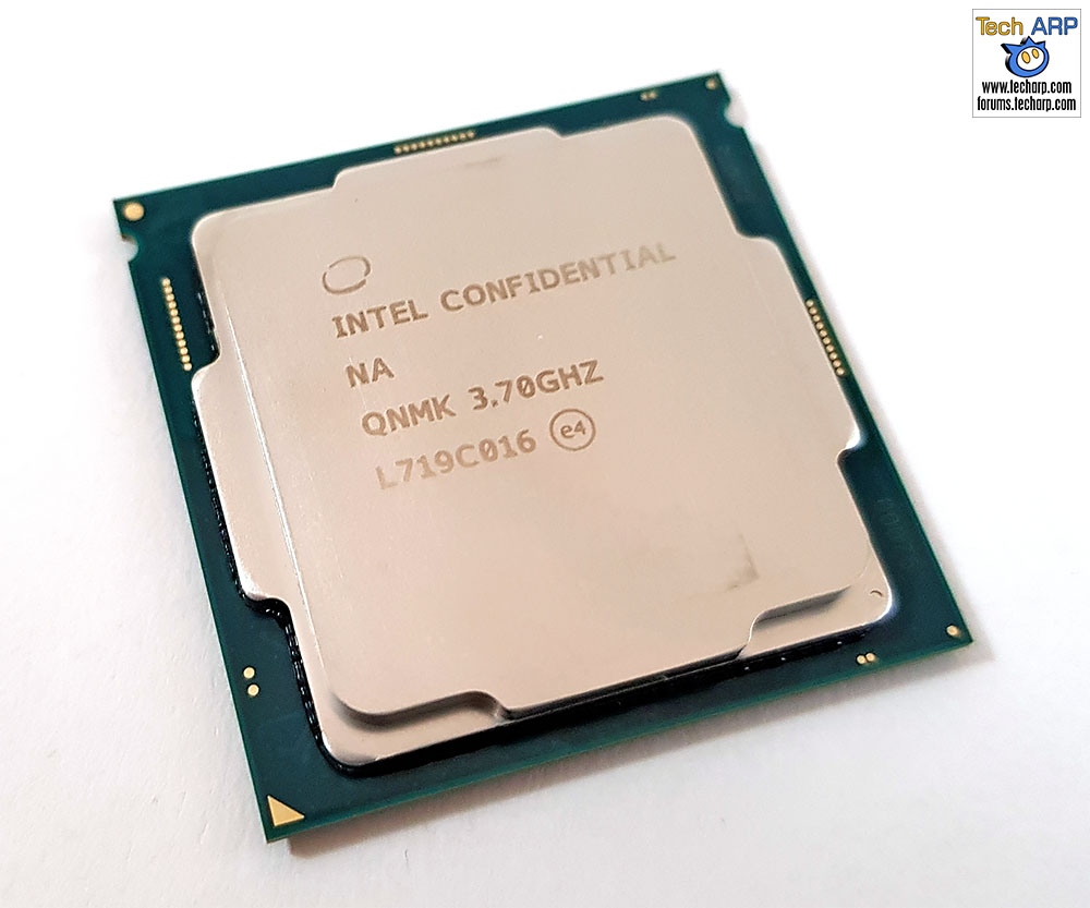 The Intel Core i7-8700K Hexa-Core Processor Review
