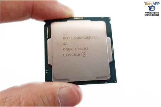 The Intel Core i7-8700K Hexa-Core Processor Review