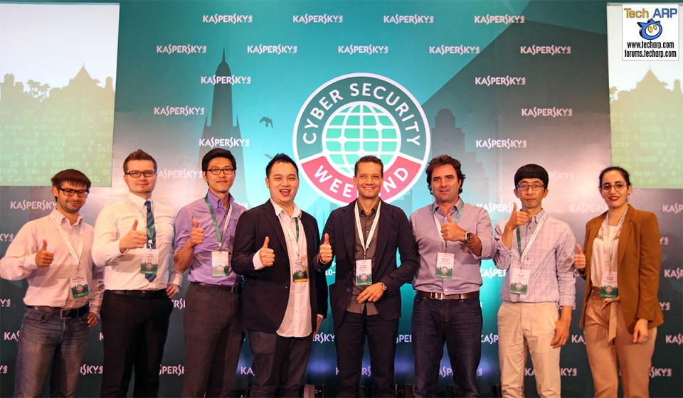 The Truth On Cyberespionage @ 3rd Kaspersky APAC Conference