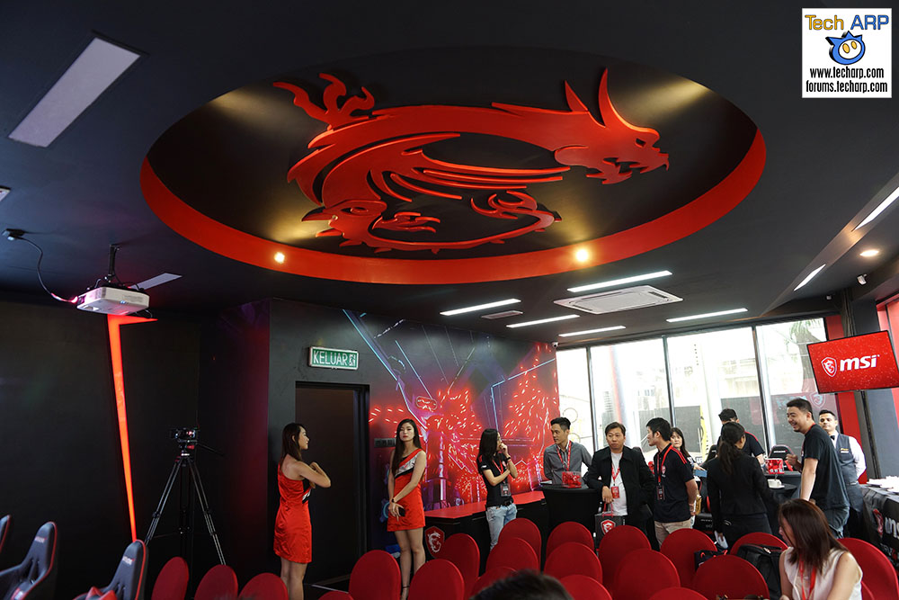 The MSI Concept Store