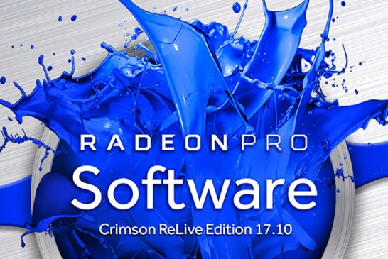 The Radeon Pro Software Crimson ReLive Edition 17.10 Revealed!