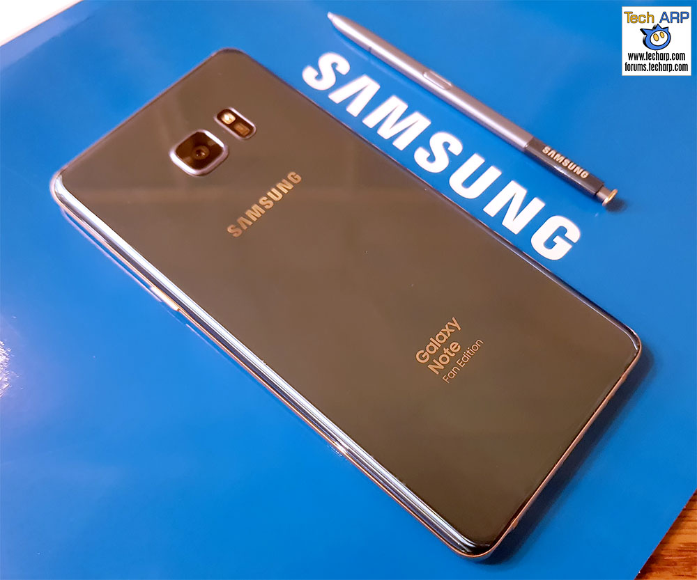 The Samsung Galaxy Note FE Price & Availability CONFIRMED!