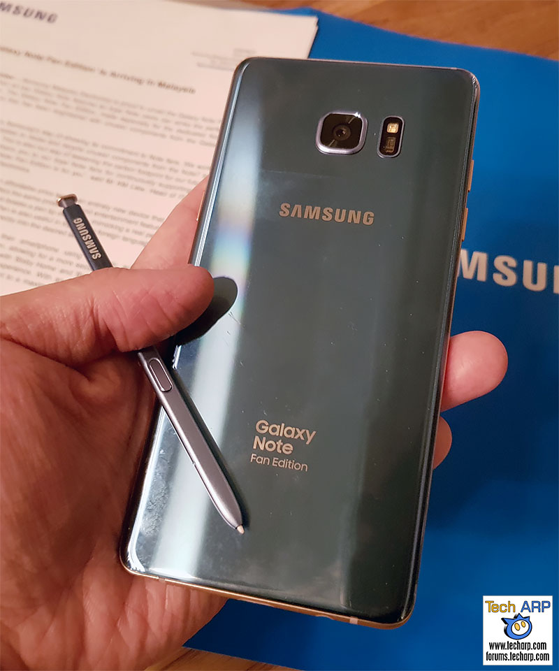 The Samsung Galaxy Note Fe Price Amp Availability Confirmed