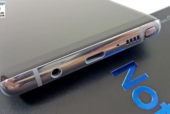 Samsung Galaxy Note8 bottom