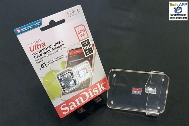 The 400GB SanDisk Ultra microSD Card Revealed!
