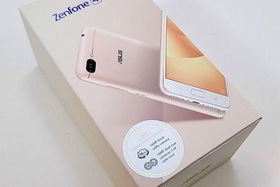 ASUS ZenFone 4 Max Pro box