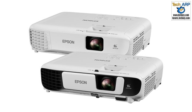 The Epson EB-X05 & EB-S41 Projectors Revealed!