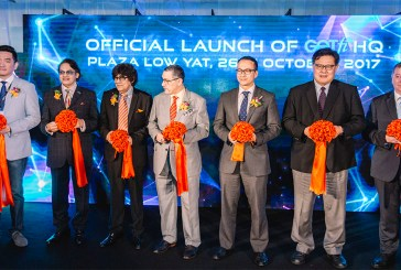 The GetFi Headquarters Launched At Low Yat Plaza