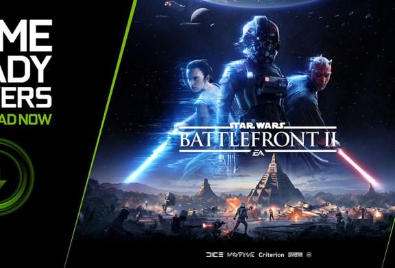 The Battlefront II Optimised NVIDIA Driver Performance Revealed!