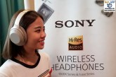 The 2017 Sony 1000X Series Noise Cancelling Headphones!