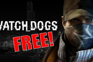 Get Watch Dogs FREE From Ubisoft This Week!