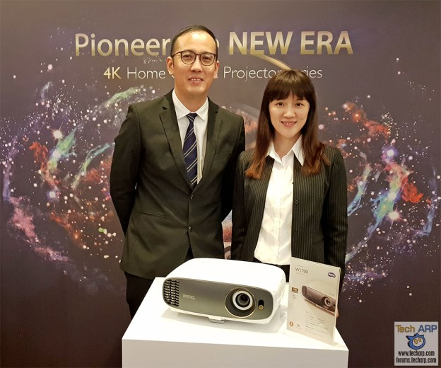 The BenQ W1700 4K HDR Projector Revealed!