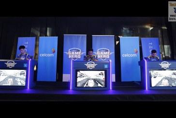 Celcom Game Hero Winner Bags BMW 3 Series!