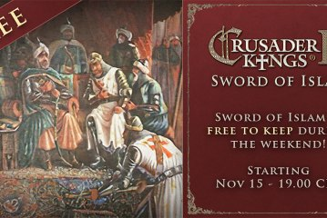 Sword of Islam DLC for Crusader Kings II : Get It FREE Now!