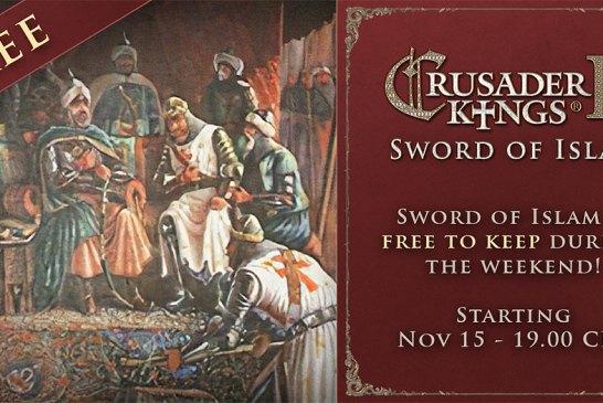 Sword of Islam DLC for Crusader Kings II : Get It FREE Now!
