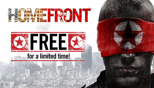 Get Homefront FREE For A Limited Time!