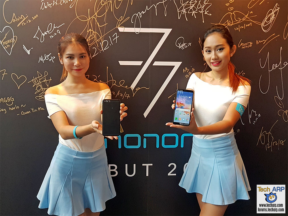 The Honor 7X FullView Display Smartphone Revealed!