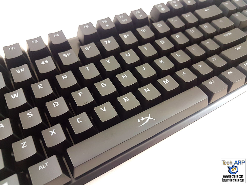 HyperX Alloy FPS Pro keys