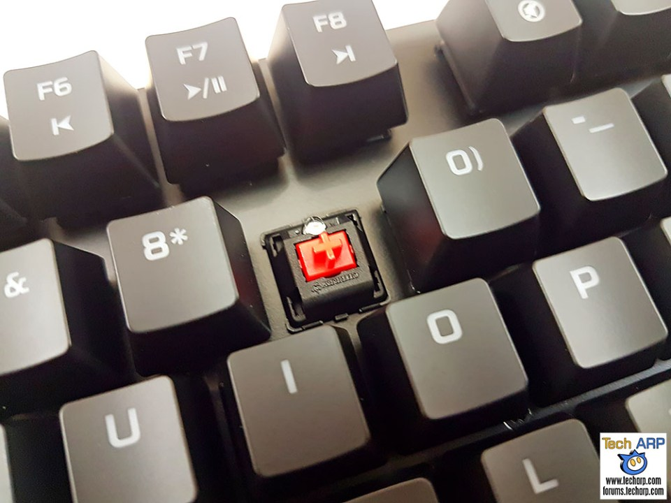 HyperX Alloy FPS Pro Cherry MX Red switch