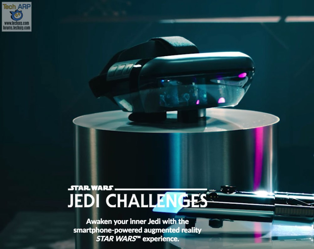 One Day Only RM 310 Off Star Wars Jedi Challenges!