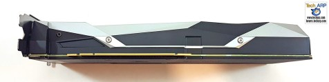 NVIDIA GeForce GTX 1070 Ti bottom