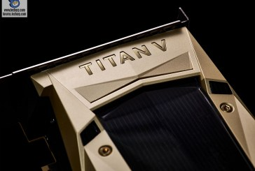 NVIDIA TITAN V – The First Desktop Volta Graphics Card!