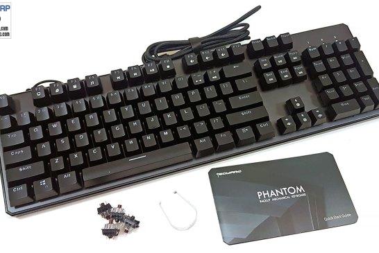 Tecware Phantom box contents