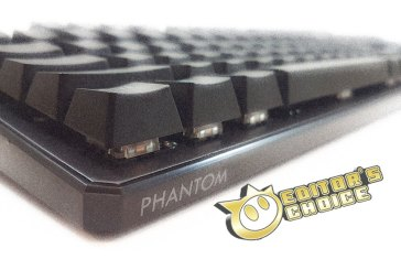 The Tecware Phantom RGB Mechanical Keyboard Review