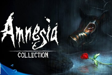 The Amnesia Collection Is FREE For A Limited Time!