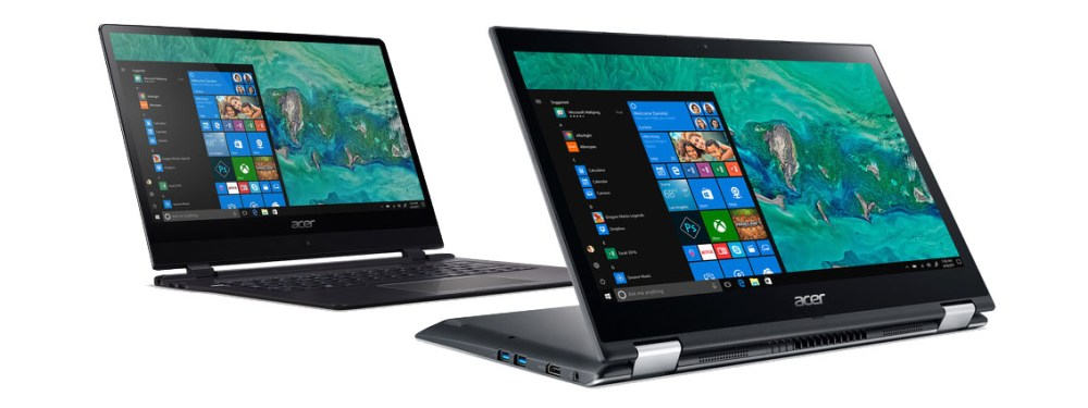 CES 2018 : New Acer Swift 7 + Spin 3 Laptops Revealed!