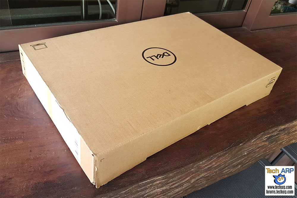 Dell Inspiron 15 7000 box