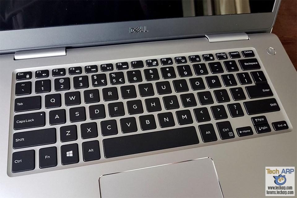Dell Inspiron 15 7000 keyboard