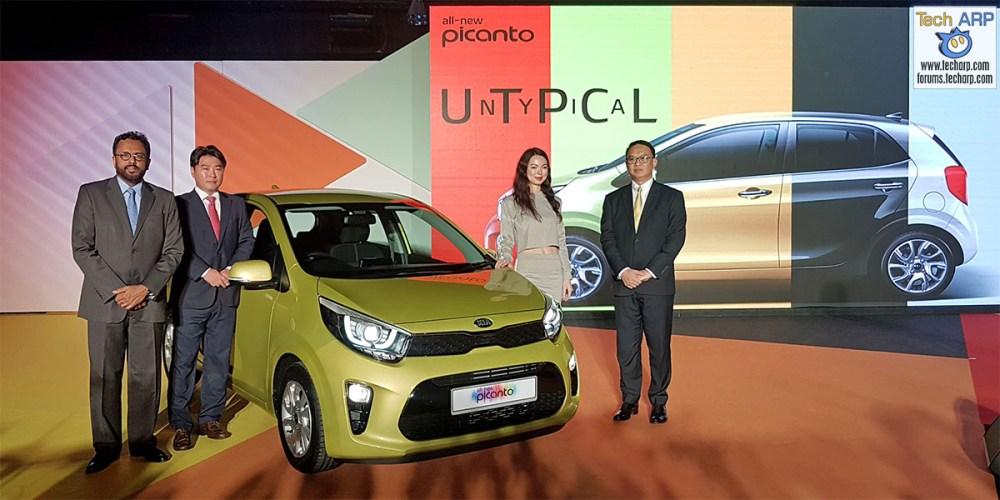 The Kia Picanto 2018 Price & Features Revealed!