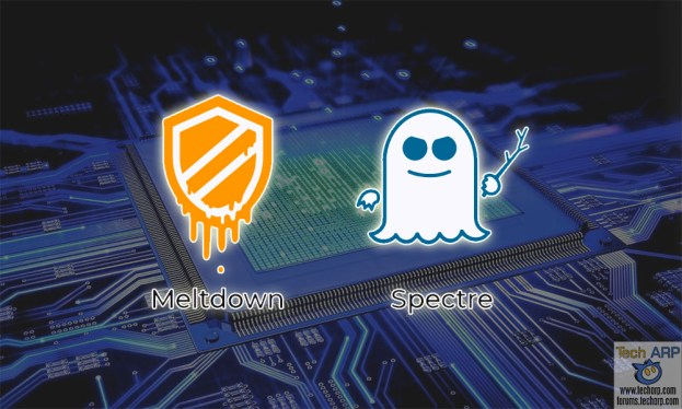 The Complete List Of CPUs Affected By Meltdown / Spectre
