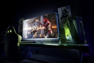 NVIDIA BFGD (Big Format Gaming Display) Preview