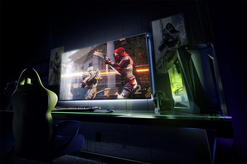 NVIDIA BFGD (Big Format Gaming Display)