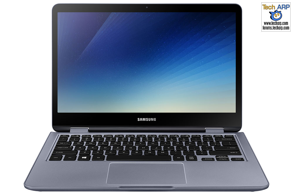 CES 2018 : The Samsung Notebook 7 Spin 2018 Revealed!