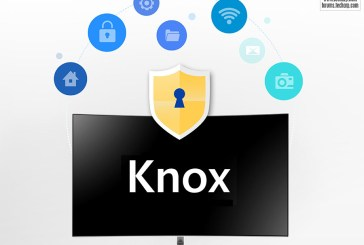 Samsung Knox Comes To 2018 Samsung Smart TVs!