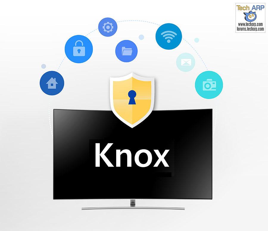 Samsung Knox Comes To 2018 Samsung Smart TVs!