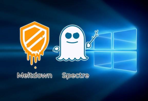 The Microsoft Spectre + Meltdown Patch Schedule Rev. 2.0