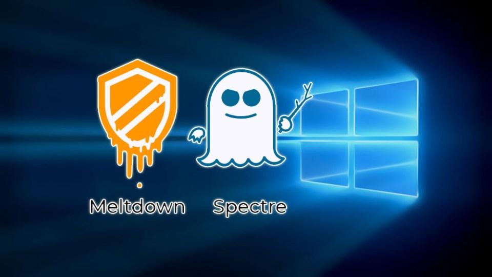 The Microsoft Spectre + Meltdown Patch Schedule
